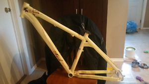 New Norco manik frame