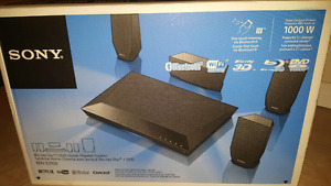 Sony Blu ray Disc/ DVD Home theatre system
