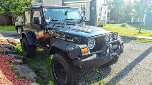 Jeep RUBICON à vendre
