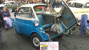 Wanted BMW ISETTA ANY CONDITION