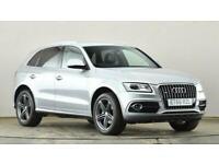 2017 Audi Q5 2.0T FSI [230] Quattro S Line Plus 5dr Tip Auto FourByFour petrol A