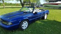 NICEST FOX BODY CONVERTIBLE IN ONTARIO...Trades welcome