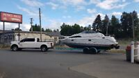 RV, BOAT, TRAILER AND CAR SHIPPING SERVICES!
