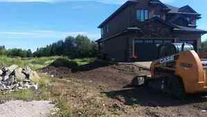 LARGE SKIDSTEER/BOBCAT AND MINI HOE FOR HIRE $80HR