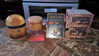 The Lion King Trilogy Collection (8-Disc Set) Blu-Ray