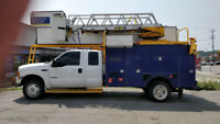 Bucket Truck for Rent