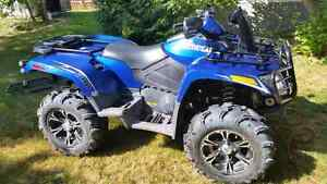2012 ARCTIC CAT TRV GT 700