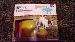 Doggy drencher