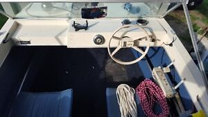 New Price - Boat, Motor, and Tilt-Trailer - Wife Says Must Go! Cambridge Kitchener Area image 3