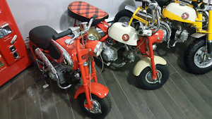 Wanted honda z50m or cz100