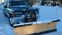 1998 Chevrolet Silverado 1500 Pickup Truck with Plow