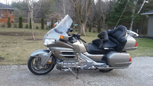 excellent condition  Honda Gold Wing
