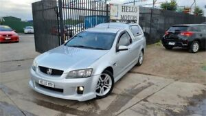 2009 Holden Commodore VE MY09.5 SV6 Silver 5 Speed Automatic Utility