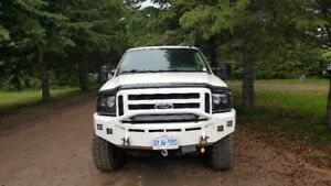 2003 Ford Excursion Eddie Bauer SUV, Crossover