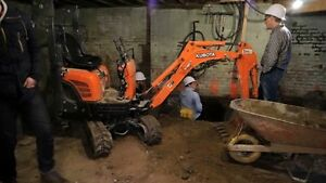 Don't Pay Till Job Done  NEW Mini Excavating Service  St. John's Newfoundland image 3