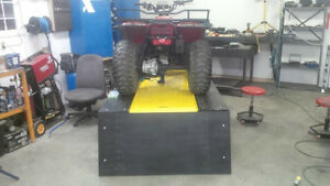 Is your ATV ready to go for spring?