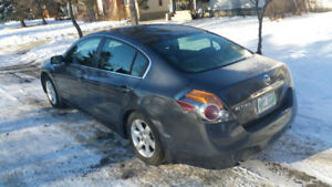 2008 Nissan Altima. Saftied. Must go. Moving overseas