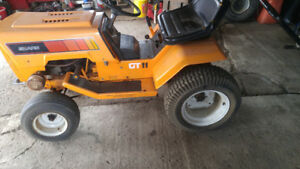 Looking for old lawn tractors