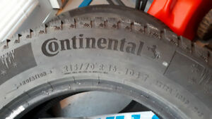 Continental Winter Contact 215/70R16