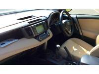 2015 Toyota RAV-4 2.2 D-4D Invincible 5dr Front Manual Diesel Estate