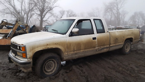1988 Chevrolet 1500 4x4 long box