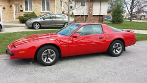 1989 Pontiac Firebird Coupe (2 door)
