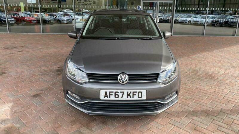 2017 Volkswagen Polo 1.2 TSI Match Edition 3dr Hatchback petrol Manual