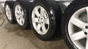PAS CHER!! 4 MAGS 5X114.3 NISSAN OEM 18x7.5