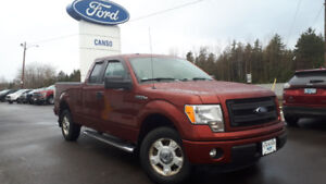 2014 Ford F-150 STX-One Owner, No Accidents
