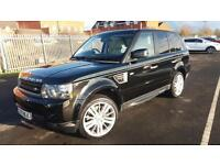 2011 11 RANGE ROVER 3.0 TDV6 SPORT HSE,1 OWNER WITH FULL S/H.2 KEYS.FINANCE POSS