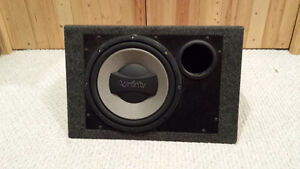 Infinity 12 inch Subwoofer