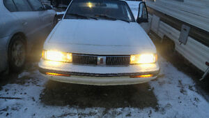 1992 Oldsmobile Cutlass Sedan