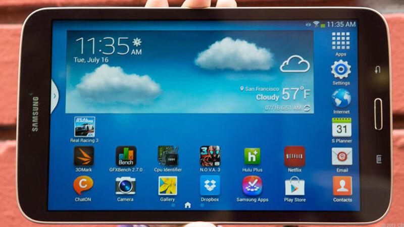 screen mirroring samsung tablet e