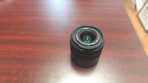 Panasonic Lumix 14-42mm Lens F3.5-5.6 (with image stabilization)