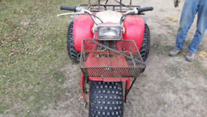 1982 Trike 200cc family owned 30 years