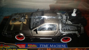 DeLorean time machine from Back to the Future 3 brand new in box