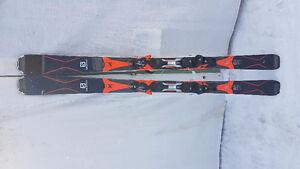 Skis tout terrain X-Drive de Salomon 2017