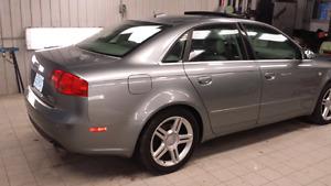 Audi A4 2.0T automatique  2006