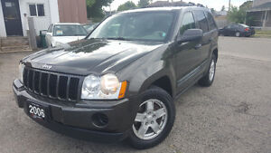2006 Jeep Grand Cherokee Laredo 4x4 SUV, Crossover - CERTIFIED!