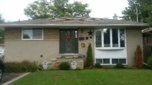 Beautiful 3 Bedroom Main Floor of Bungalow Available for Rent