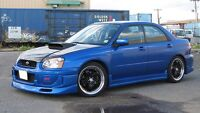 Looking for wrx parts 2000-2004