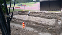 Excavation and Demolition services