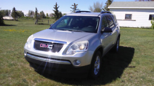 I have a 2008 Acadia for sale