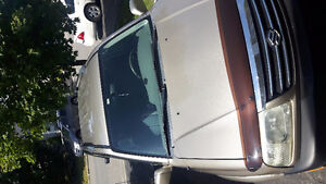2002 Suzuki XL7 Camionnette