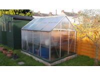 Greenhouse Glass for repairs Green house shed glass panes