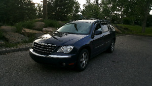 Chrysler Pacifica 2007 Touring low kms , Great shape!