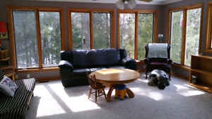 One floor cottage rental Port Franks Grand Bend  Ipperwash Beach
