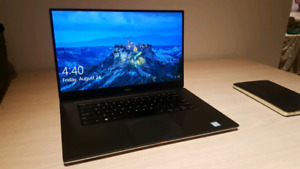"""Dell XPS 9550 15.5"""" FHD (9/10 Condition)"""