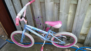 Girls 18 in bike ages 5-7