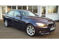 BMW 3 Series Grand Turismo 2.0 320d SE GRAN TURISMO (blue) 2013